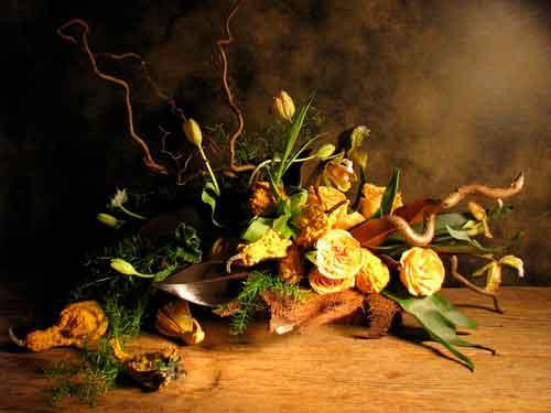 插花培训必修课程-花语 节日送花常识 什么节日送什么花